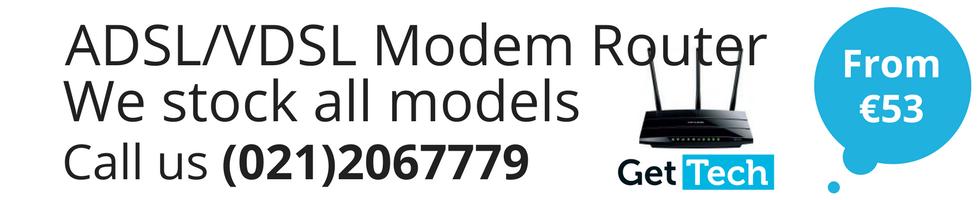 ADSL/VDSL Modem Router